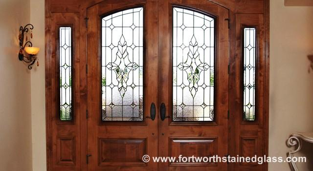 Stained Glass Entryway Doors Ft Worth Fort Worth