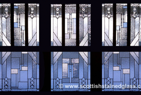Scottish Stained Glass Fort Worth Art