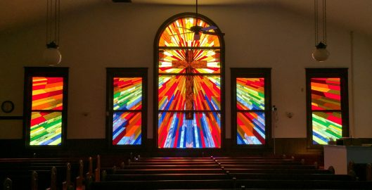 wichita falls church stained glass restoration