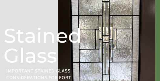 stained glass considerations fort worth